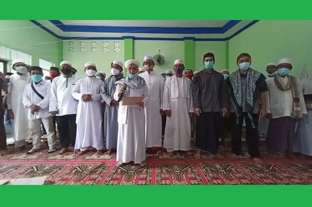 Viral, Video Deklarasi Front Persatuan Islam Cabang Kalimantan Timur