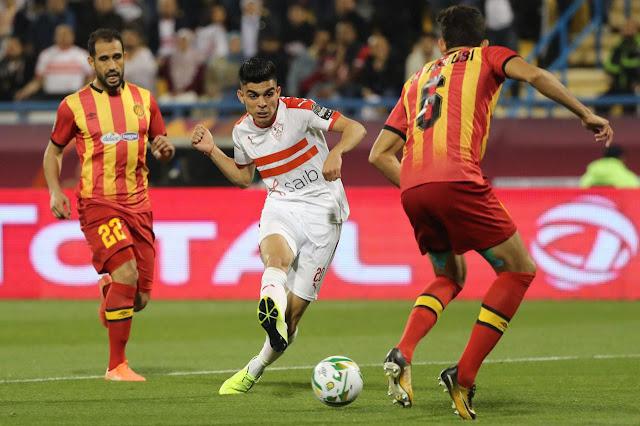 ضربة قوية للترجي التونسي قبل مواجهة العودة أمام الزمالك في بطولة إفريقيا