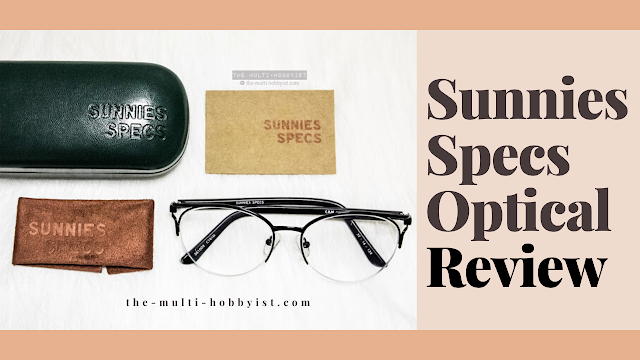 Sunnies Specs Optical: Just a hype or worth the swipe? | Sunnies Specs Review