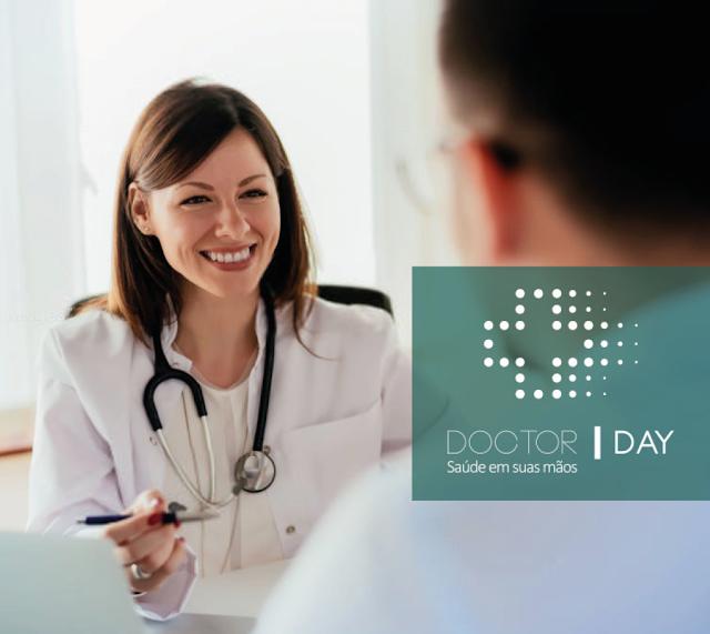 Conheça o Doctor Day: benefício exclusivo dos usuários Personal Card