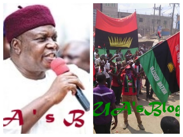 2023: Don't Rub Biafra In Our Faces If You Want Presidency — Gov Ishaku Tells Ndigbo