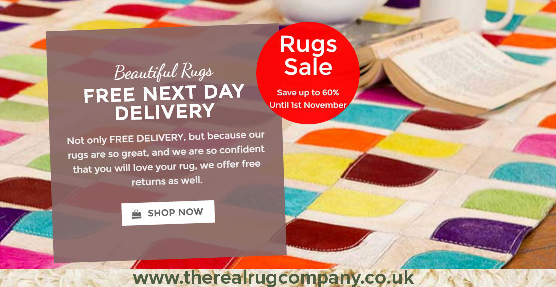 The real rug company blog: Rug sale 60% until November ...