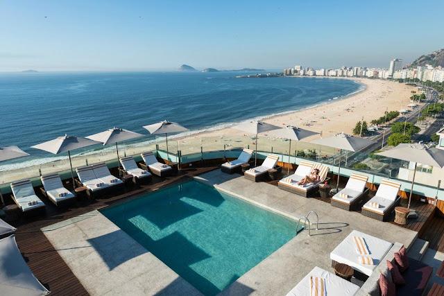 Hotéis, Hosteis, Pousadas, Flats, Resorts no Rio de Janeiro.