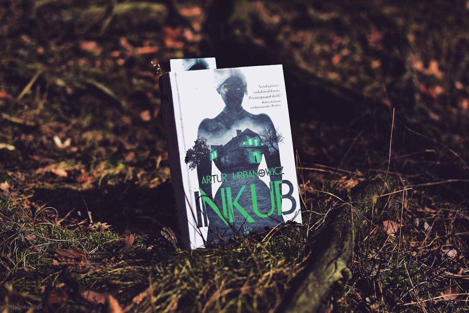 ArturUrbanowicz, czary, horror, Inkub, książkaroku, opowiadanie, recenzja, wiedźma, wieś, WydawnictwoVesper,