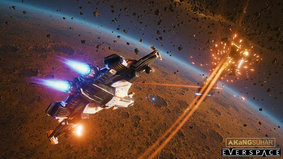 Download Game Everspace CODEX Full Game With Crack