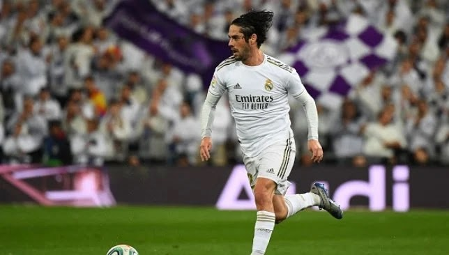 Real Madrid has made a surprising decision about Spanish playmaker Isco in the current period, amid calm reports about his future at Los Blancos.