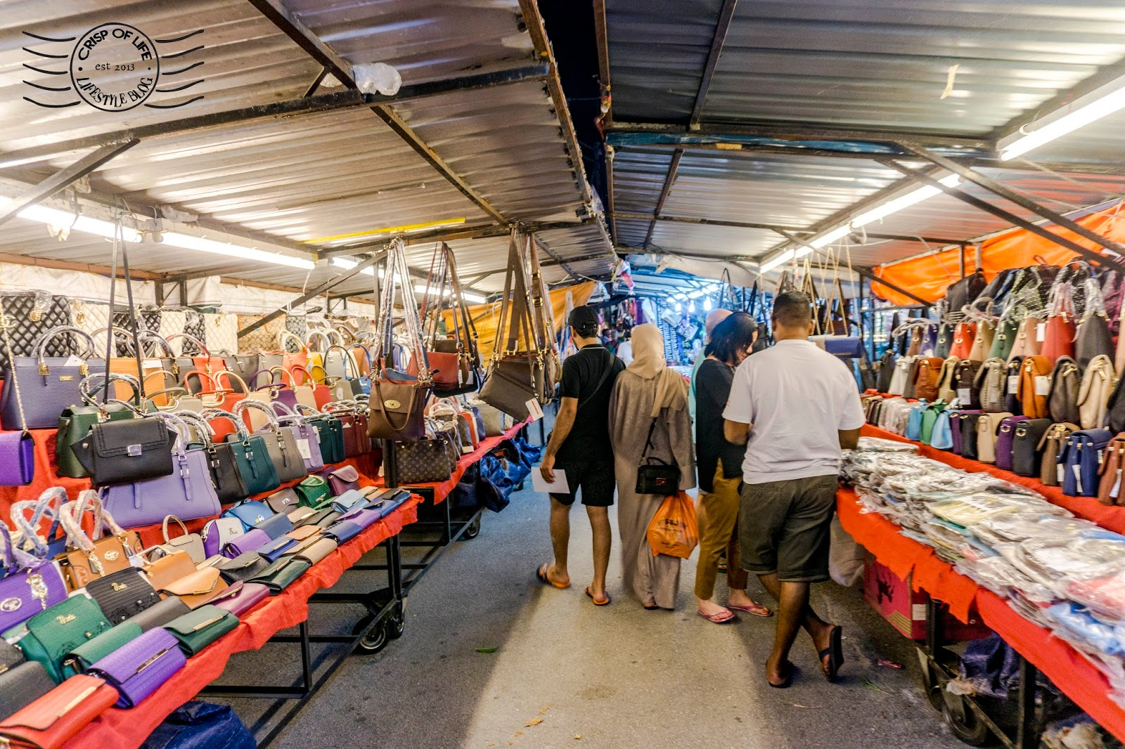Batu Ferringhi's Daily Night Market
