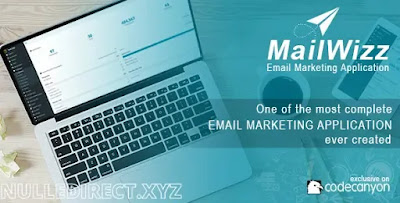 MailWizz NULLED - Email Marketing Application v1.9.25