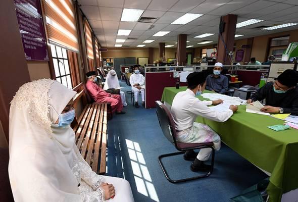 Pahang Benarkan Majlis Akad Nikah Hanya Di Pejabat Agama Islam Daerah Sahaja