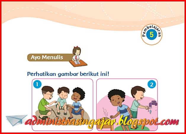 Kunci Jawaban Kelas 3 Tema 1 Halaman 37, 39 , 41, 43, 44