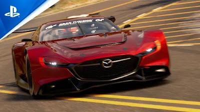 Upcoming Games for Playstation 5 | Gran Turismo 7