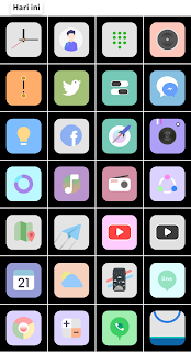 PLAT BE ICON PACK by BANG NOS