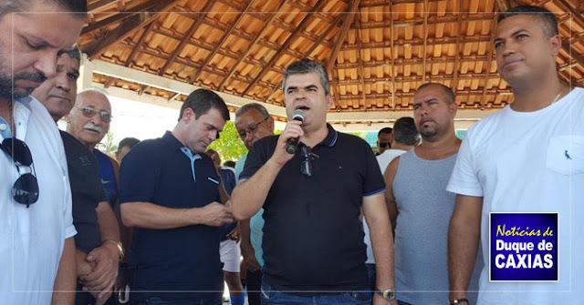 Duque de Caxias inaugura Praça do Mineirão 2