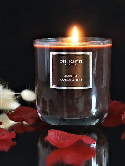 bougie parfumée bois de santal, bougie parfumée parfum boisé, bougie parfumée ambre, bougie parfumée orientale