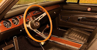 1970 Dodge Charger RT Six Pack Interior