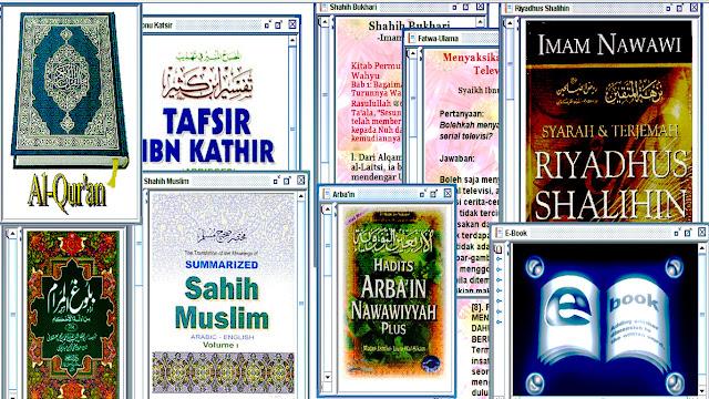 Ebook : Kumpulan Kitab Islam