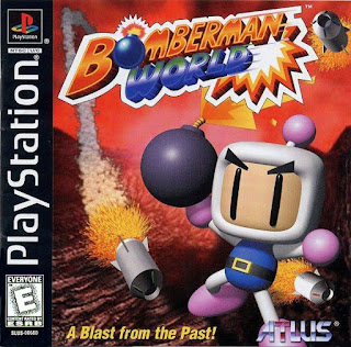 Free Download Bomberman World PSX ISO PC Games Untuk Komputer Full Version ZGASPC