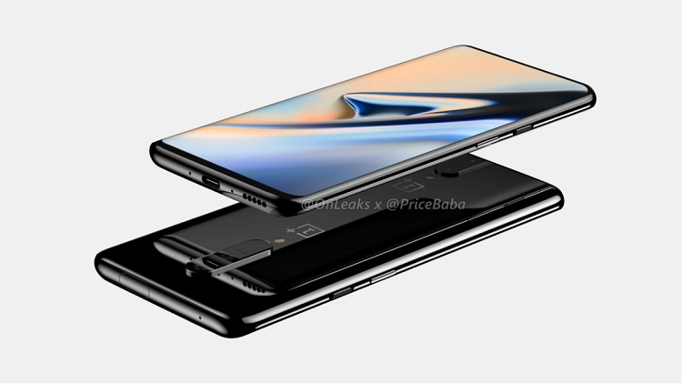 OnePlus 7 to Sport SD 855, 6GB RAM, and a Pop-up Camera?