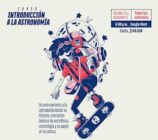 CURSO INTRODUCCION A LA ASTRONOMIA  | Planetario de Bogotá