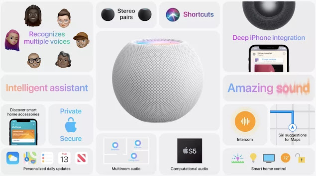 Apple HomePod Mini Features