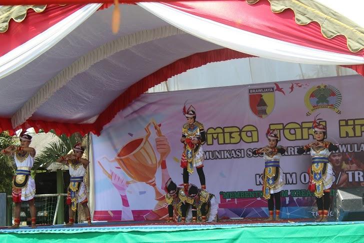 SMK Muhammadiyah 1 Trenggalek Ikuti Lomba Tari Kreasi 2020