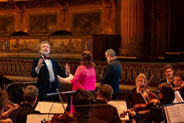 Salieri: Tarare - Christophe Rousset & Les Talens Lyriques at Versailles in 2018