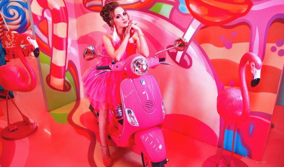 EvaPirs Model GlamourCams