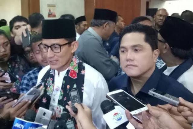 Sandiaga Diprediksi ke Panggung Pilpres Lagi, Tapi Duetnya Bukan Prabowo