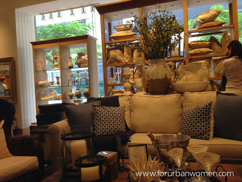 A TRIP TO POTTERY BARN PHILIPPINES - for urban women ...