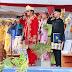 Peringatan Hari Sumpah Pemuda , Pejabat Bintan Kenakan Baju Adat Istiadat daerah Nusantara