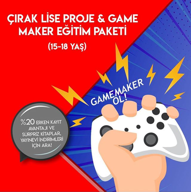 https://cirak.io/event/lise-game-maker-paketi-yillik/