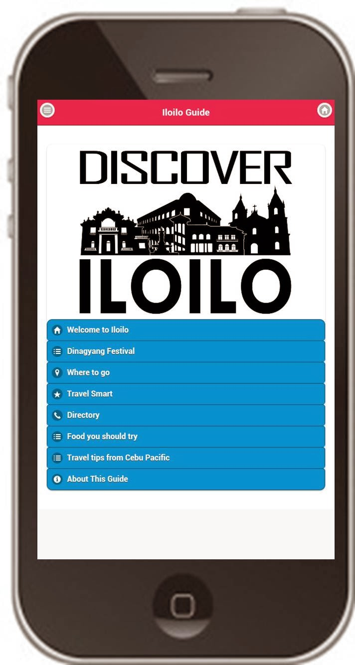 Iloilo Travel Guide App