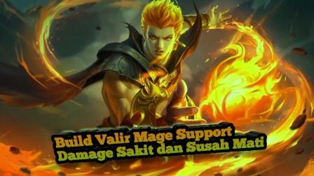 Build valir mage support
