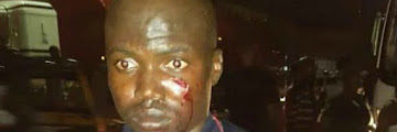 Graphic Content: IfeanyiUbah Players Ambushed By Heartland Fans In Revenge Attack
