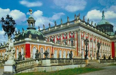 Neues Palais en Potsdam
