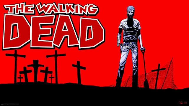 Portada 48 The Walking Dead