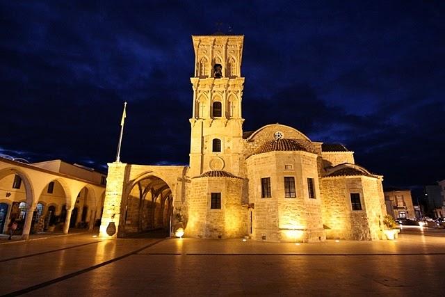 Que ver en Lárnaca