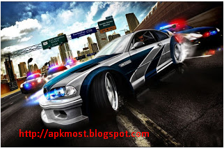 DOWNLOAD NEED FOR SPEED MOST WANTED APK [LATEST VERSION]  FOR ANDROID