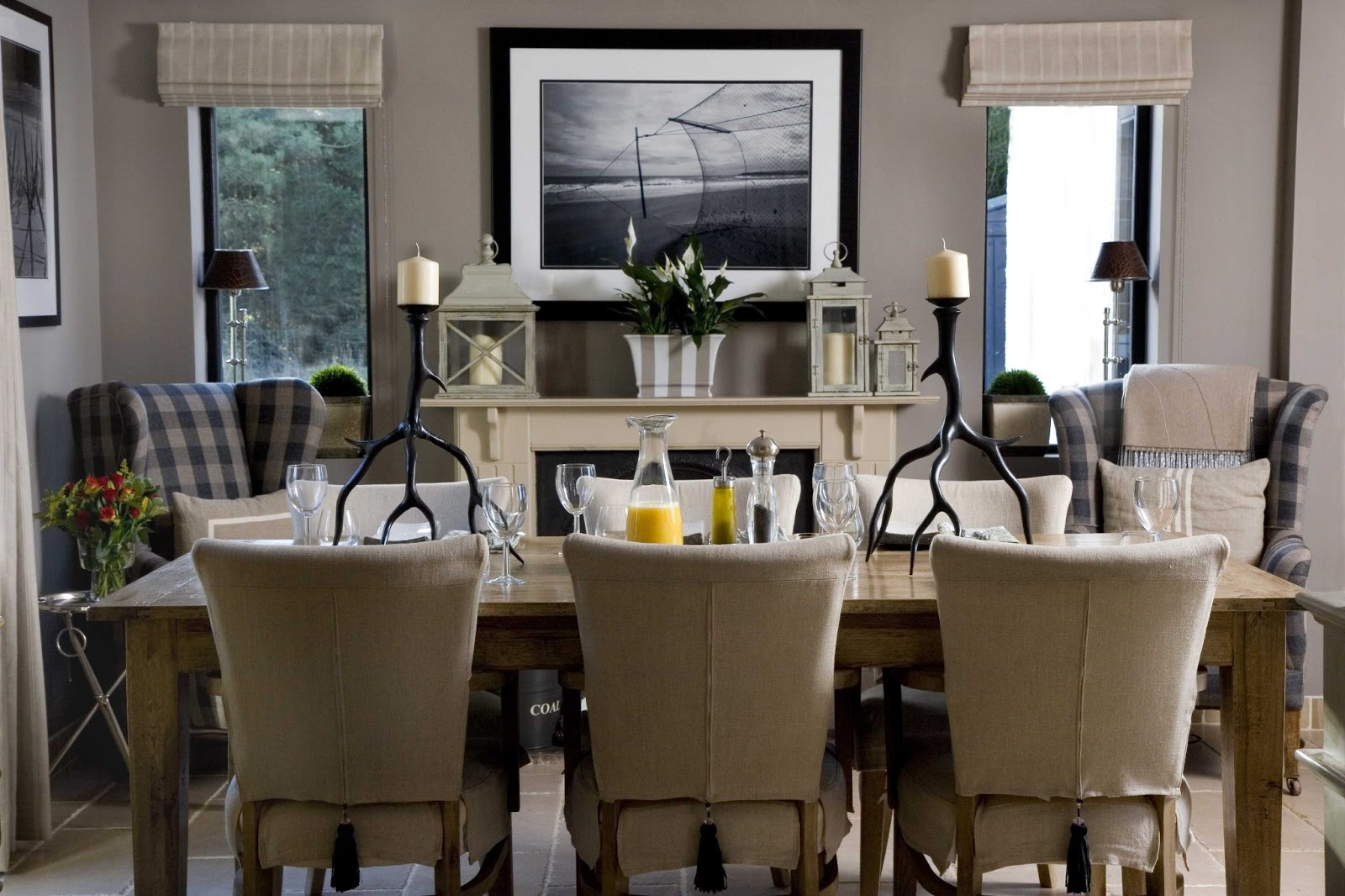Modern Country Retreat By The Design Practice: Modern Country Style: Modern Country Cottage Tour