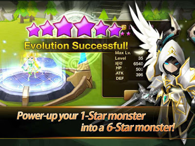 Summoners War v3.8.9 Mod Apk (High Attack+Speed)
