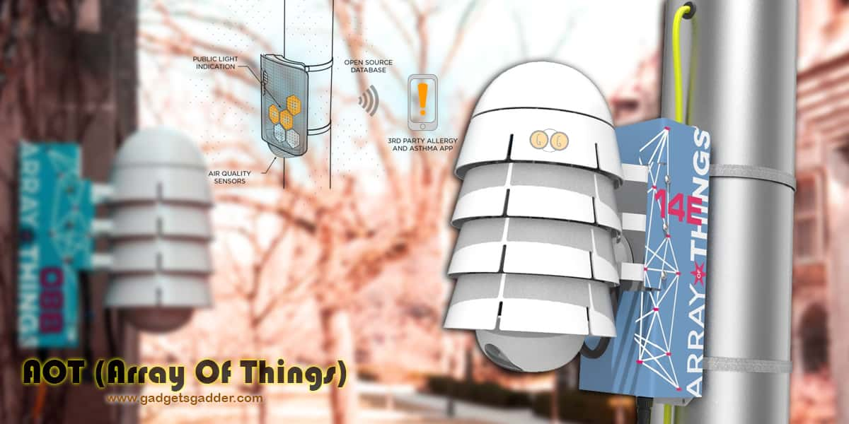 array of things - future technology ideas