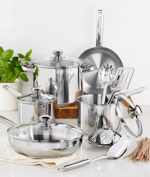 Tools of the trade cookware set