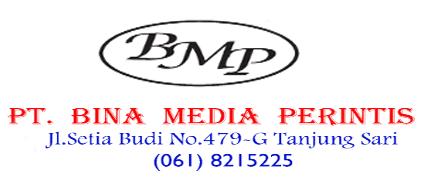 Lowongan kerja Medan PT Bina Media Perintis