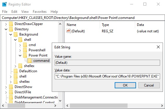 Menambahkan Shortcut Aplikasi di Klik Kanan Desktop