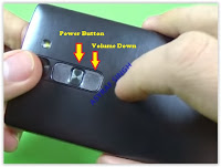 Hard Reset Android LG G4C