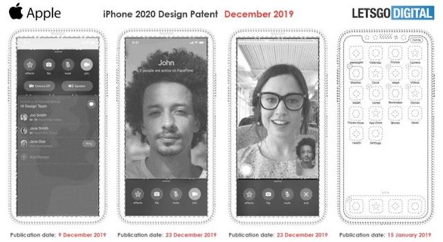 apple-menghilangkan-takik-pada-iphone-2020-letak-kamera-di-dalam-layar