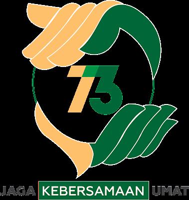Logo HAB Kemenag 2019 ke 73