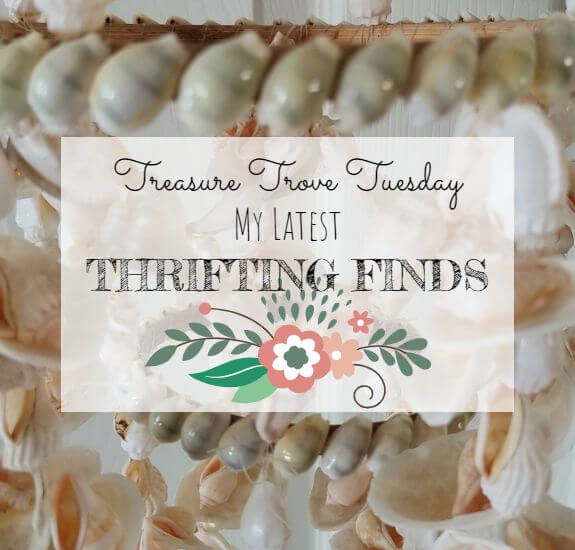 Treasure Trove Tuesday - My Latest Vintage Finds
