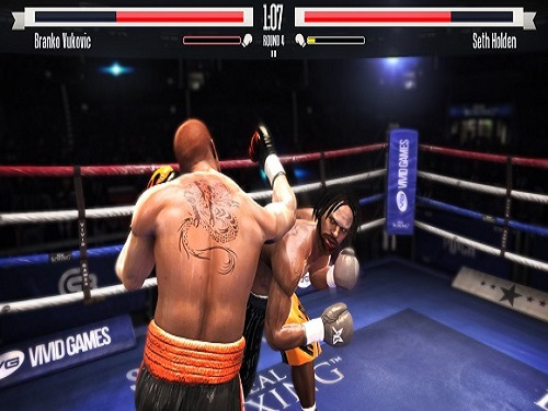 Real Boxing Game Free Download