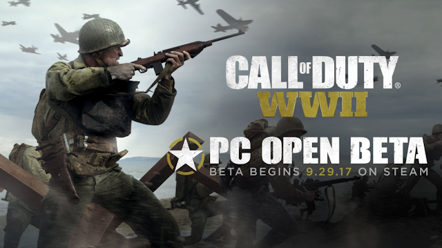 COD WW2 Open Beta PC